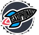 Saxophonaut – Der Saxophonist aus Köln Logo