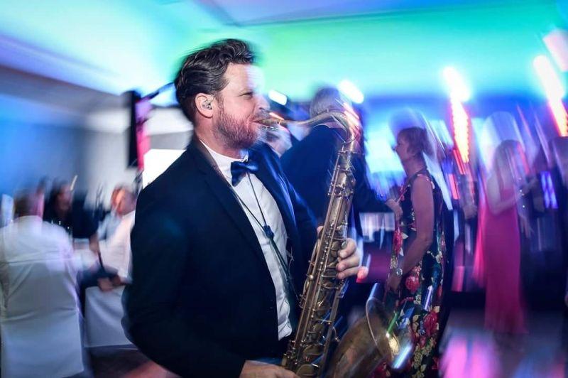 Saxophonist Köln Saxophonaut Düsseldorf Live Sax