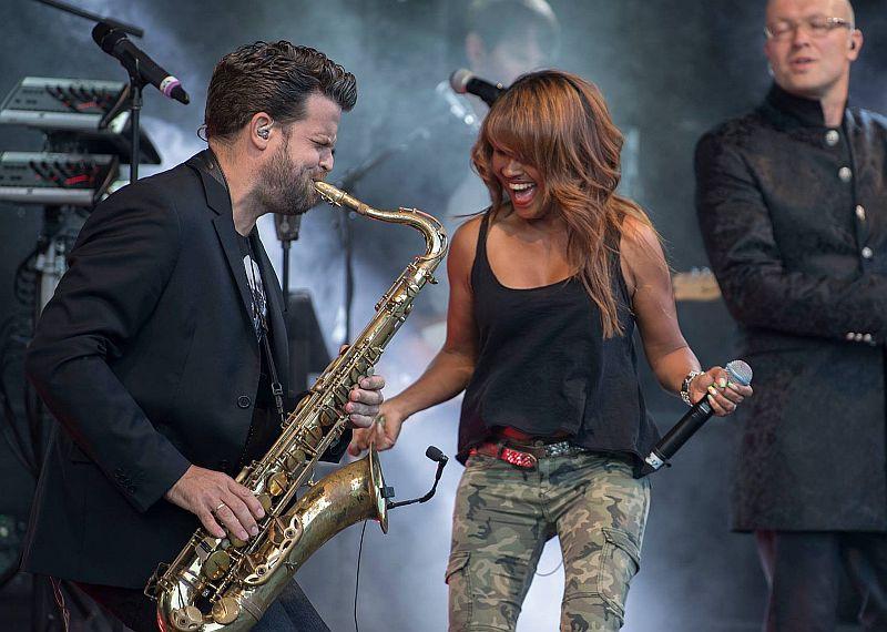 Fotos Saxophonist