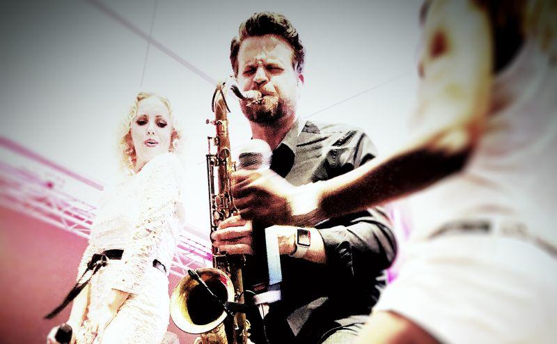 Sax DJ Live Köln Saxophonist