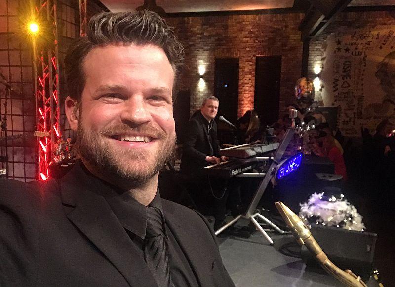 Sax Piano Klavier Saxophonist Köln