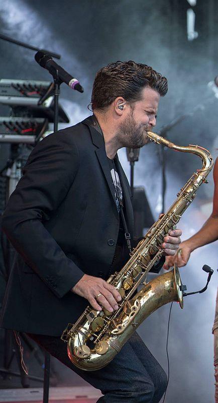 saxophonist köln