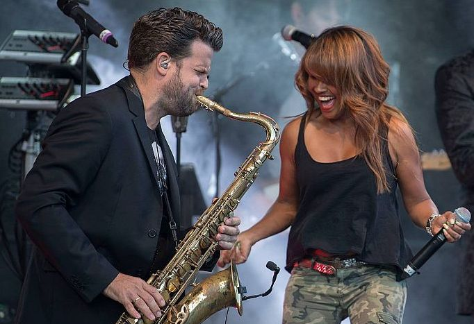 saxophonist Köln videos live-sax saxophon